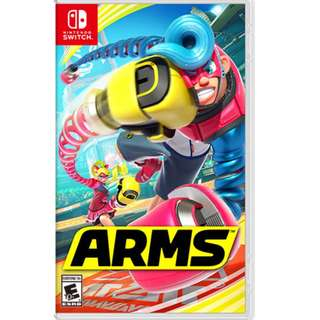 Wtb/ looking for Nintendo switch arms
