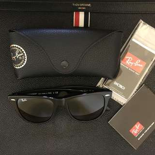 Ray Ban WAYFARER 2140f 54mm Sunglasses