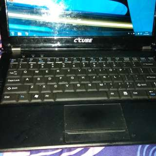 Notebook C'CUBE