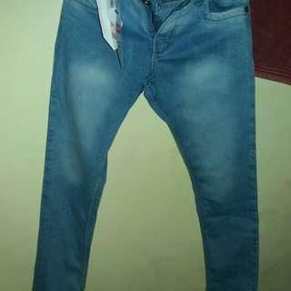 Celana Jeans pria baru murah jual cepat