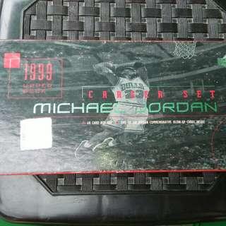 Collector's item Michael Jordan cards