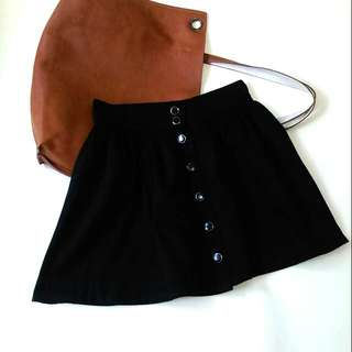 H&M Divided Midi Skirt