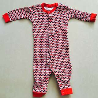 Uniqlo Sleepsuit