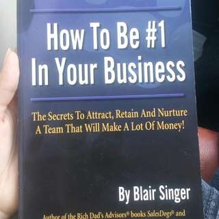 How to be #1 in your business