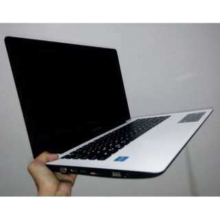 Laptop Asus X453M WHITE