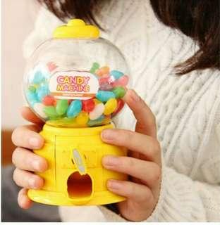 可愛糖果扭蛋機
