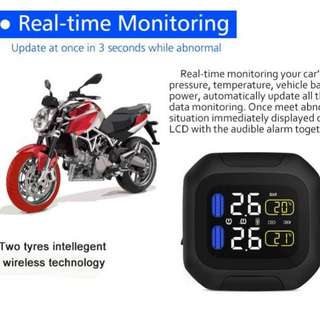 CAREUD - M3 Tyre Pressure Monitoring System