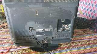 Sharp tv lcd 24 inc