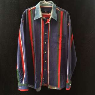 Vintage Stripes Shirt