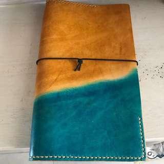 Traveler's Notebook Handmade Regular Size Midori Size