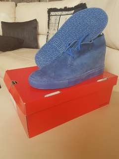 A-Life Shock All Weather Blue DS US9.5