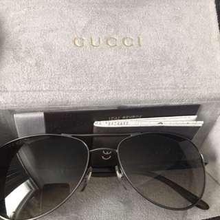 Original, Emporio Armani Watch + Gucci Sunglasses
