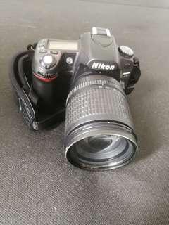 Nikon D80 Faulty with Nikon Lens 18-135