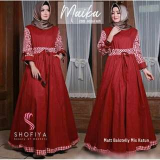 Long dress shopiya