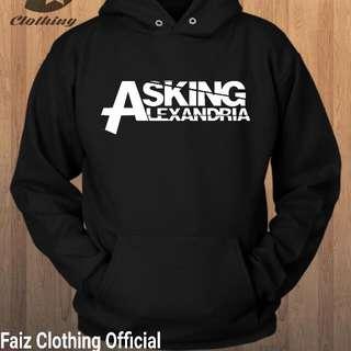 jaket sweater hoodie design asking alexandria