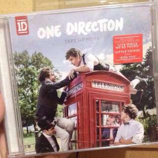 """One Direction """"Take Me Home"""" Album"""
