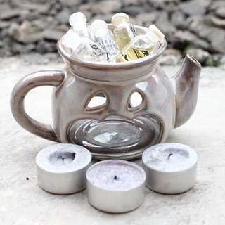 AMBIL SEMUA Tungku Aromaterapi, Lilin, Aromatherapy Oils