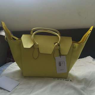Celine tie bag mini size