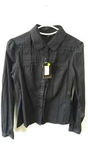 Mastina Black Shirt