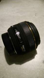 SIGMA 30mm f1.4 EX DC HSM NA  FOR NIKON公司貨