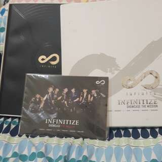 Infinite-Infinitize:Showcase Mission