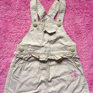 Jumper dress(9-12 months)