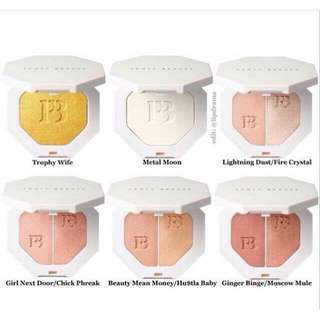 PO | Rihanna fenty highlighter