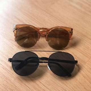 Kacamata Cotton on & New Look