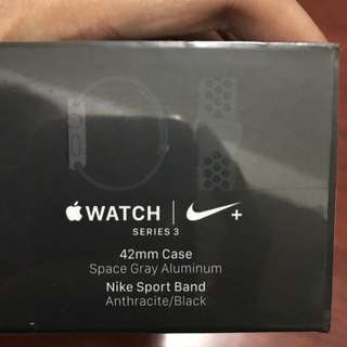 Apple Watch Series3 Nike+42mm——