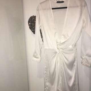 Meshki silk dress xs