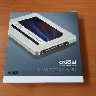 Crucial mx300 SSD 1TB