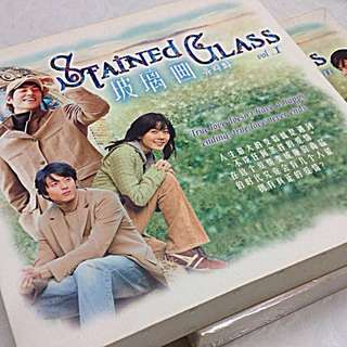 "Korean Drama VCD ""Stained Glass玻璃画"""