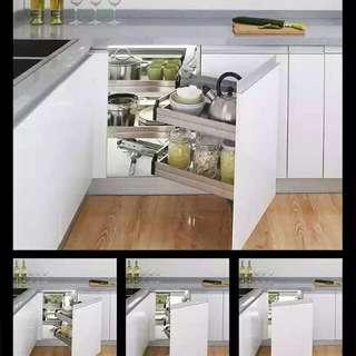 Kitchen Cabinet Corner Drawer