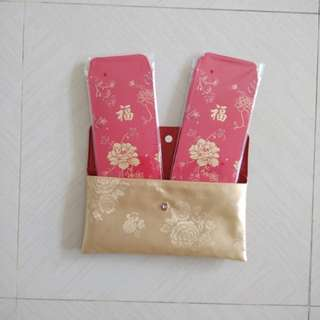 Red Packets (Bank of Sungapore Ang Pow Packets)