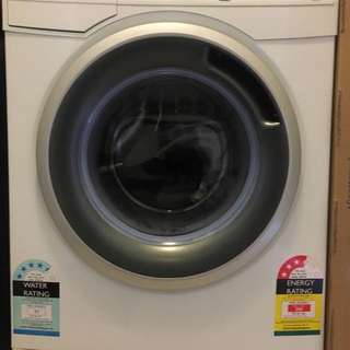 Front load washing machine