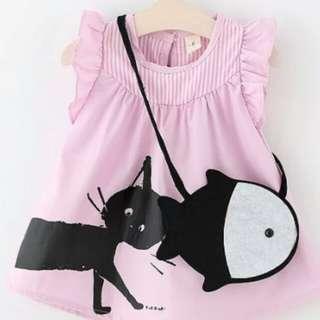 Baby girl apparels