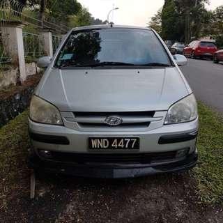2006 Hyundai Getz 1.3 (A)