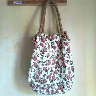 Flower Vintage Bag FREE ONGKIR!