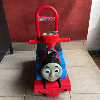 Thomas toddler ride on