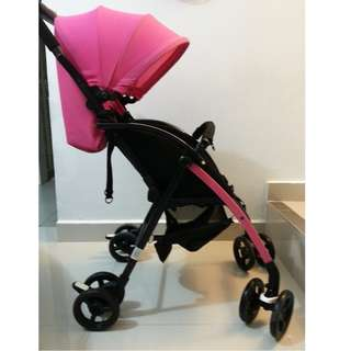 Sweet Cherry PINK Stroller (used)PRICE REDUCED