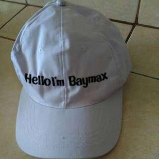 Topi baymax