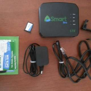 Smart Bro PREPAID LTE Home Wifi