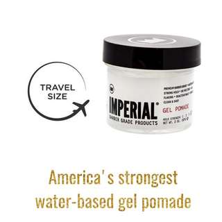 IMPERIAL GEL POMADE TRAVEL SIZE 2 OZ
