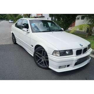 BMW 316i E36 1993 (COE Till Apr 2019)