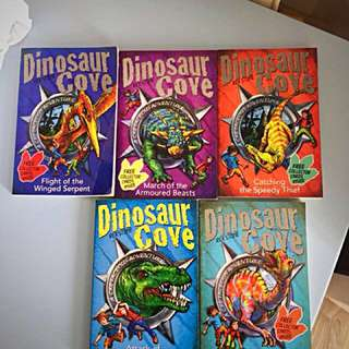 All for $15 Dinosaur cove Cretaceous