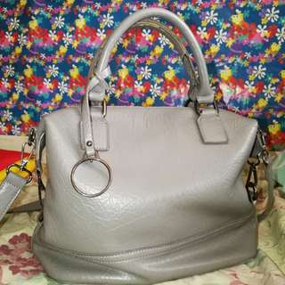 Unbranded Gray two-way bag