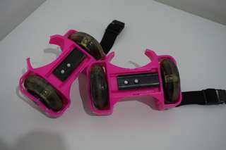 Heel roller skate for kids