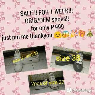 Sale !! Shoes unisex