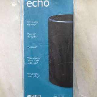 Amazon Echo 2nd Gen (BNIB)