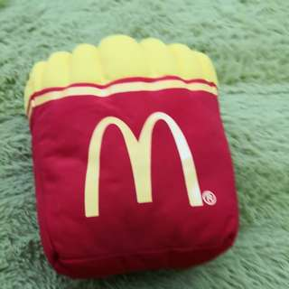 Mcdonald Fries 🍟 Plush